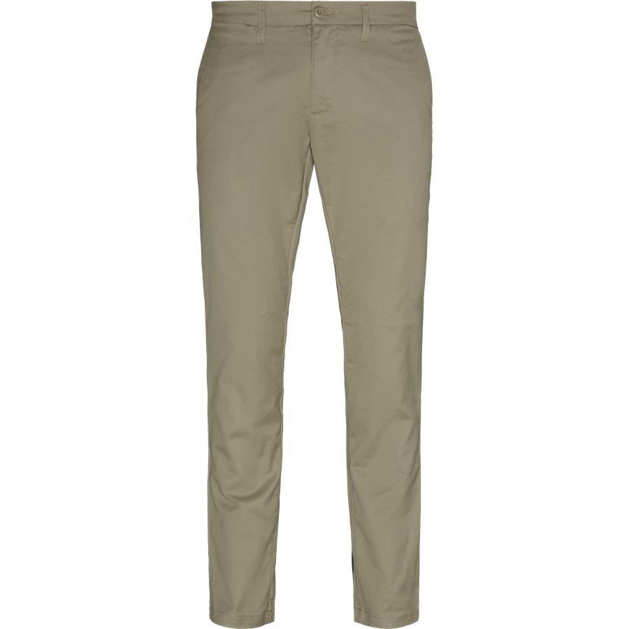 SID PANT I003367 - Sid Pant - Bukser - Slim - WALL RINSED - 1
